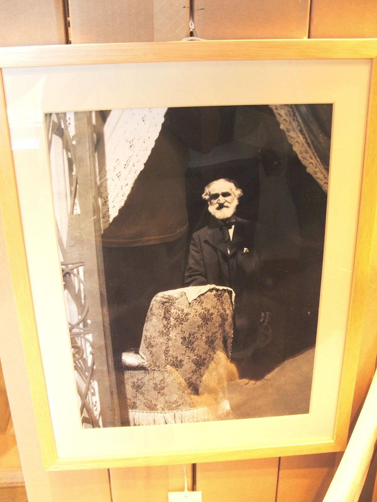 Giuseppe Verdi anno 1901