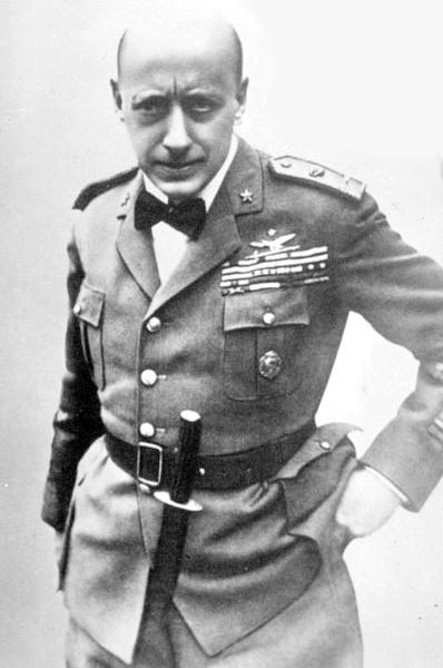 Gabriele D'Annunzio: l'ideologo della Prima Guerra Mondiale