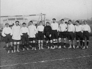 Pro Vercelli campione d 'Italia anno 1913