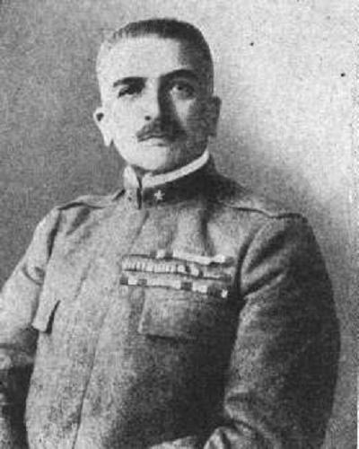 Fine Anno 1917: Armando Diaz nuovo capo dell'Esercito Italiano