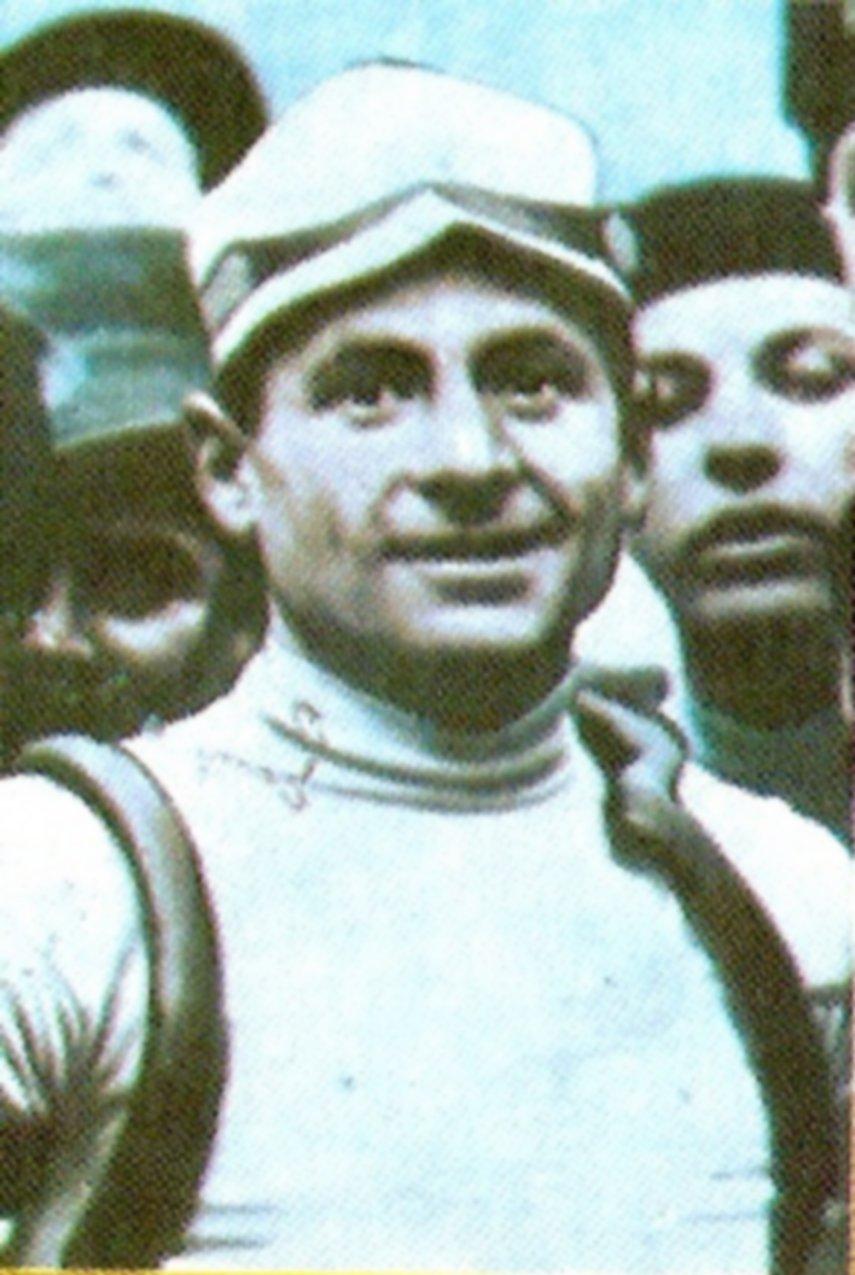 Alfredo Binda sportivo dell'anno 1927