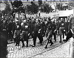 Anno 1922: Marcia su Roma