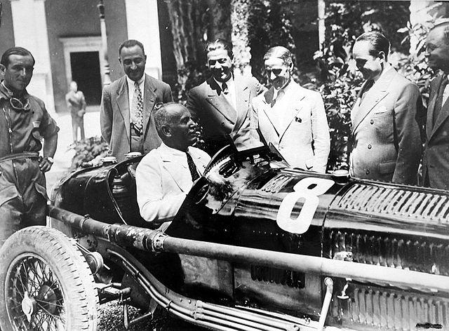 Benito Mussolini uomo degli anni venti