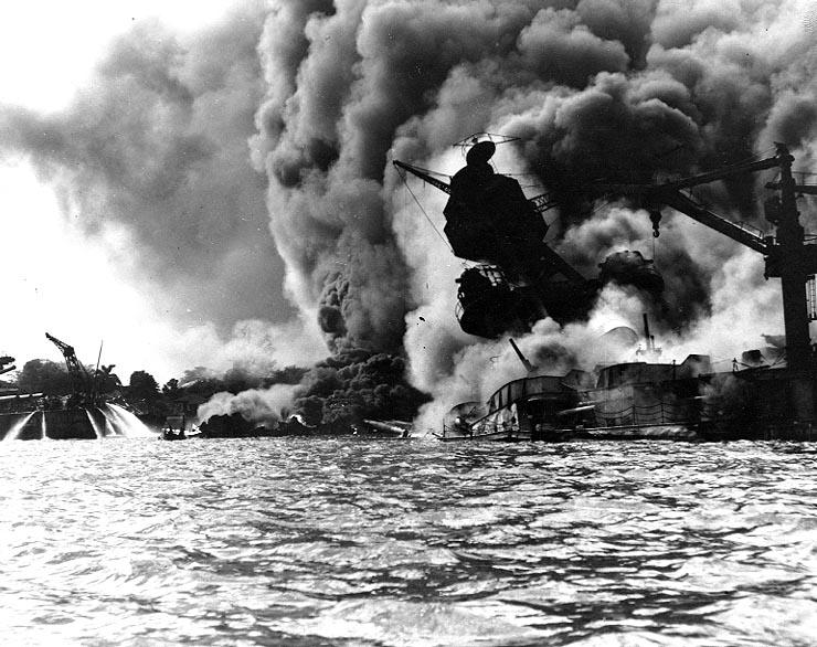 Pearl Arbour: 8 dicembre anno 1941