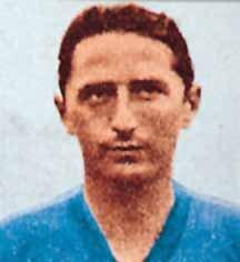 Piola calciatore dell'anno 1938Silvio Piola calciatore dell'anno 1938