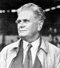 Vittorio Pozzo uomo simbolo del calcio anni trenta
