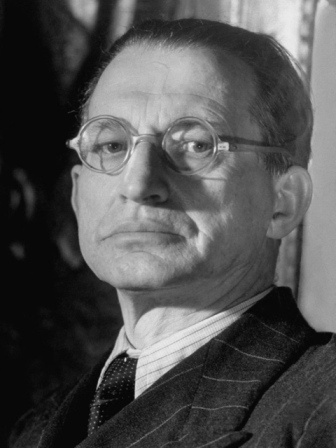 Alcide De Gasperi anno 1947