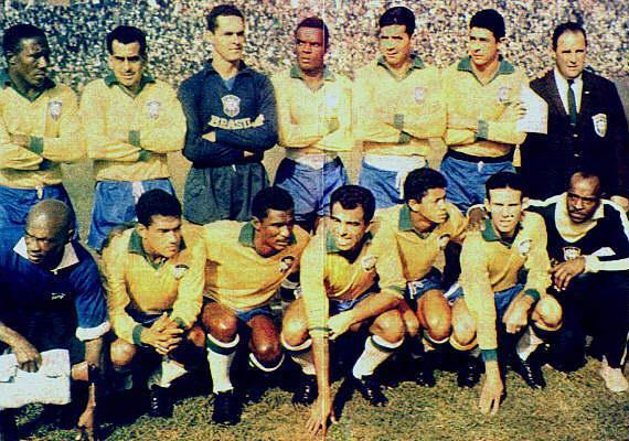 Coppa Rimet anno 1962: Immagini dal Cile