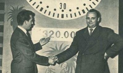 """""""Lascia o Raddoppia?"""" anno 1955"""