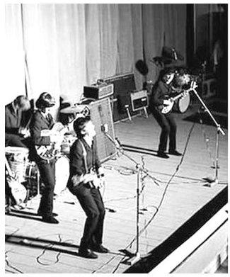 28-29 giugno anno 1965: i Beatles a Roma!
