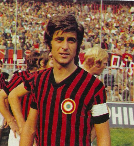 Gianni Rivera anno 1970