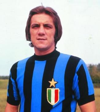Roberto Boninsegna re dei marcatori anno 1971