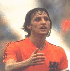 Cruijff Olanda anno 1972