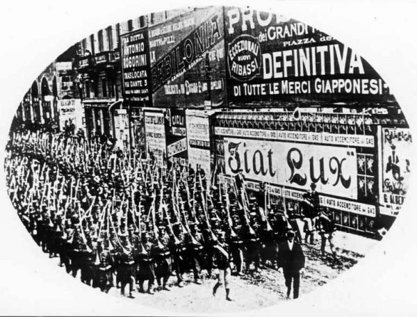 MOTI DI MILANO 8 MAGGIO ANNO 1898