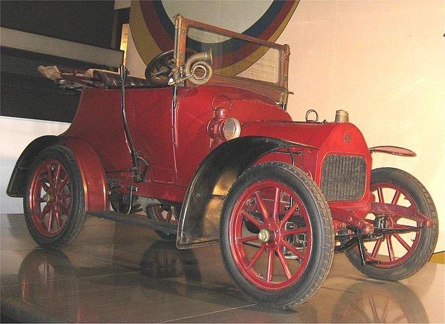 Darracq modello anno 1906