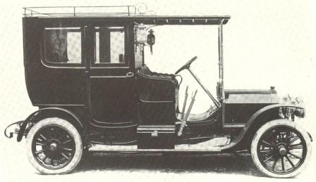 Fiat Tipo anno 1909