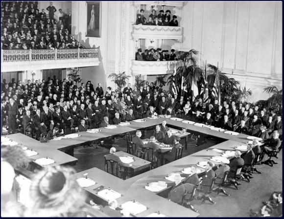 Delegazioni di Stato a Versailles