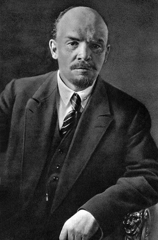"""Vladimir Il'i Ju'ljanov """"Lenin"""""""