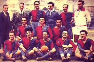 Genoa Campione d'Italia 1923-24