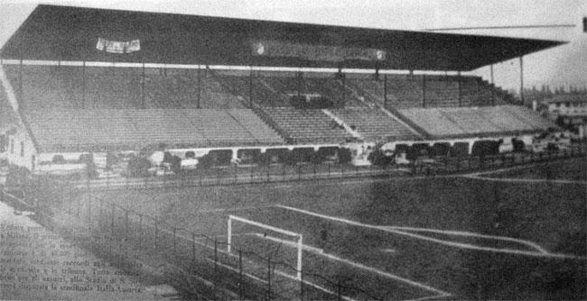 Stadio San Siro prima versione