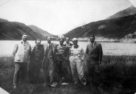 Ferrari, Gianferrari, Nuvolari e Varzi