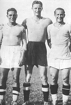 Attilio Ferraris, Giuseppe Viani ed Ottavio Fantoni