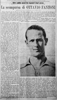 9 febbraio anno 1935: Morte Ottavio Fantoni