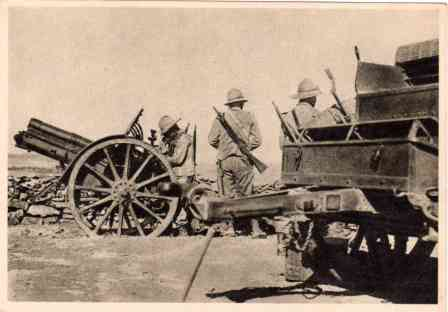 Artiglieria sul Tembien