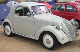 Fiat Topolino anno 1936