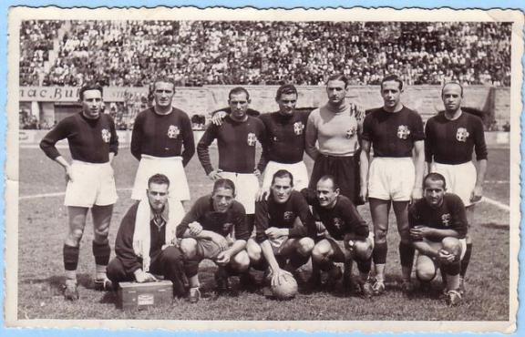 Bologna-Venezia anno 1941