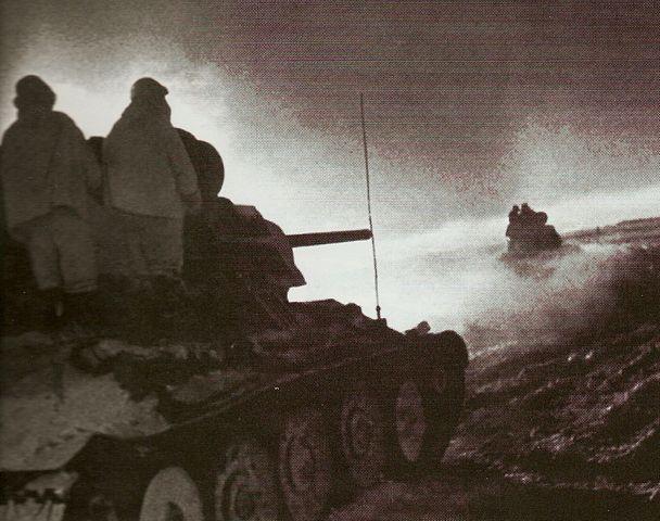 Campagna di Russia anno 1942
