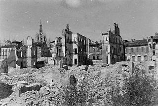 Anno 1943: Milano bombardata