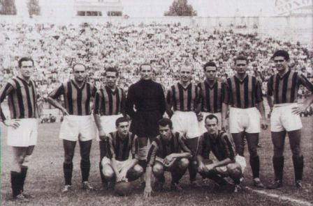 Milan Campione d'Inverno 1947-48