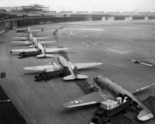 Ponte aereo su Berlino