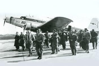 Stadio di Lisbona anno 1949