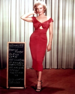 Mariline Monrow anno 1953