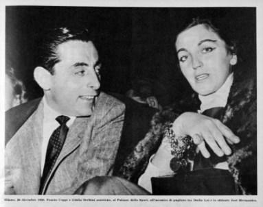 Fausto Coppi & Giulia Occhini