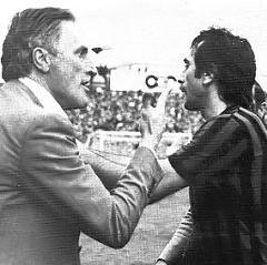 Ettore Puricelli allenatore Milan