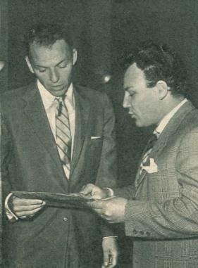 Claudio Villa & Frank Sinatra