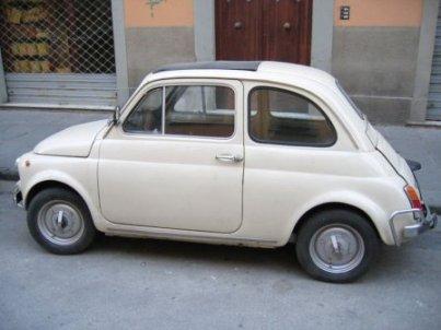 Fiat 500 anno 1957