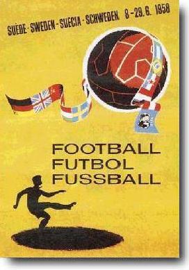 Finale mondiale anno 1958