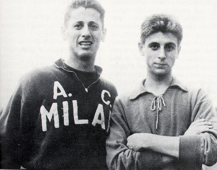 Juan Alberto Schiaffino & Gianni Rivera