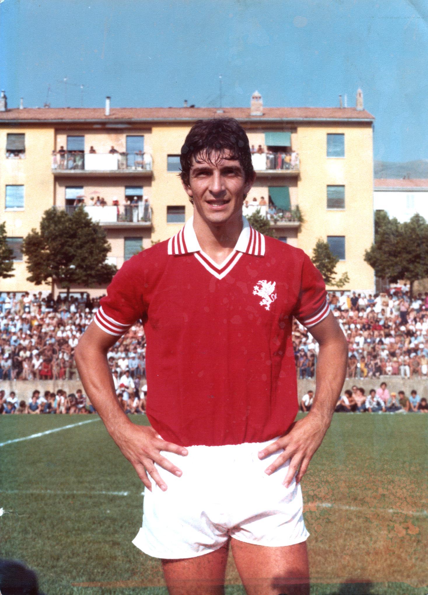 Paolo Rossi anno 1980