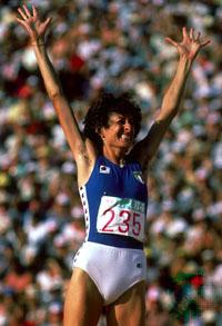 Sara Simeoni anno 1980: Regina del Salto in Alto