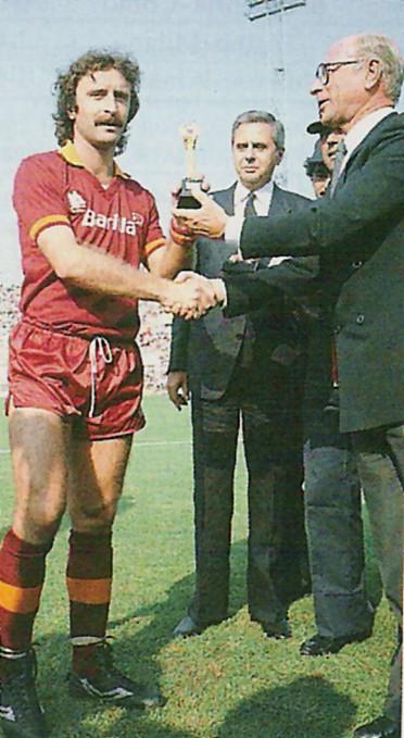 Roberto Pruzzo re dei marcatori anno 1981