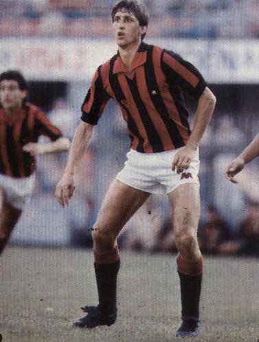 Cruijff al Milan anno 1981