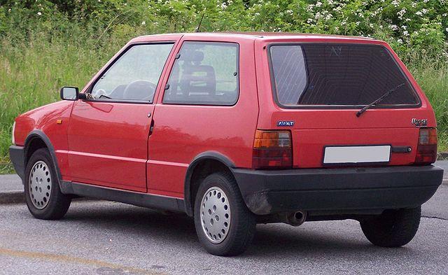 Anno 1982: Fiat UNO