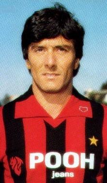 Roberto Antonelli anno 1982