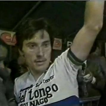 Giuseppe Saronni campione del mondo anno 1982