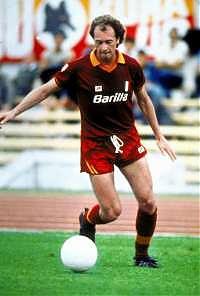 Paulo Roberto Falcao anno 1983